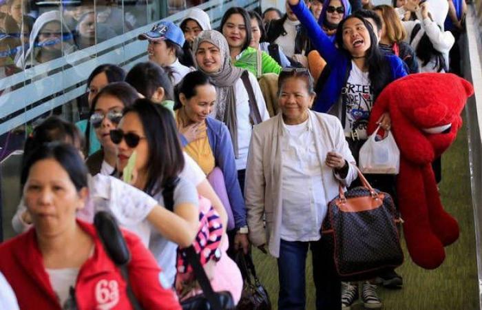 الكويت والفلبين تناقشان اتفاقية العمالة المنزلية..الشهر المقبل
