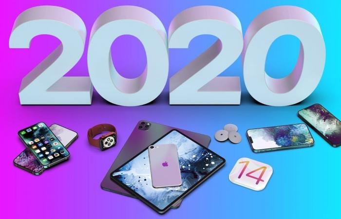 أبرز 7 أجهزة من المتوقع أن تعلن عنها آبل خلال عام 2020