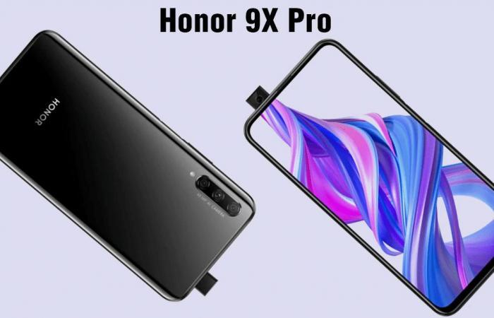 هونر تحدد موعد إطلاق Honor 9X Pro في الأسواق العالمية