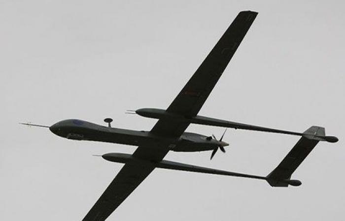 الجيش اللبناني يطلق نيرانا باتجاه طائرة مسيرة إسرائيلية خرقت أجواءه