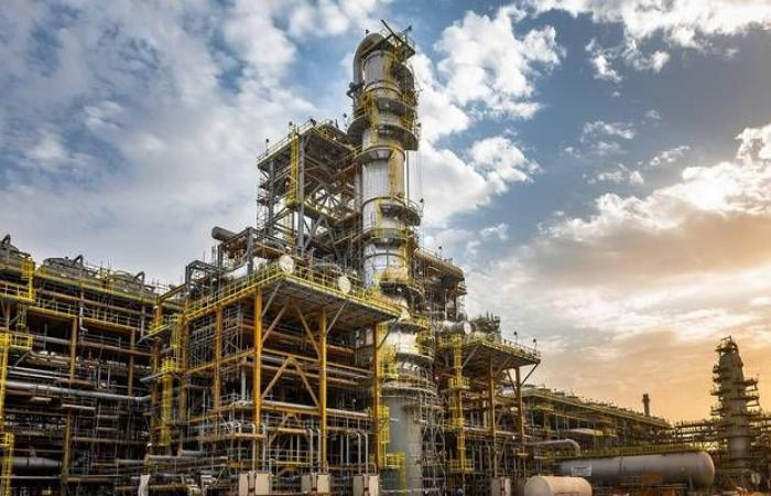أرامكو السعودية: معمل الفاضلي يرفع إمدادات الغاز لـ12.2 مليار قدم مكعبة يومياً
