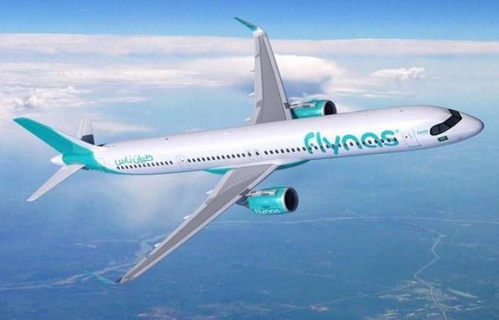 طيران ناس السعودية: إطلاق 10 وجهات جديدة ابتداء من مايو