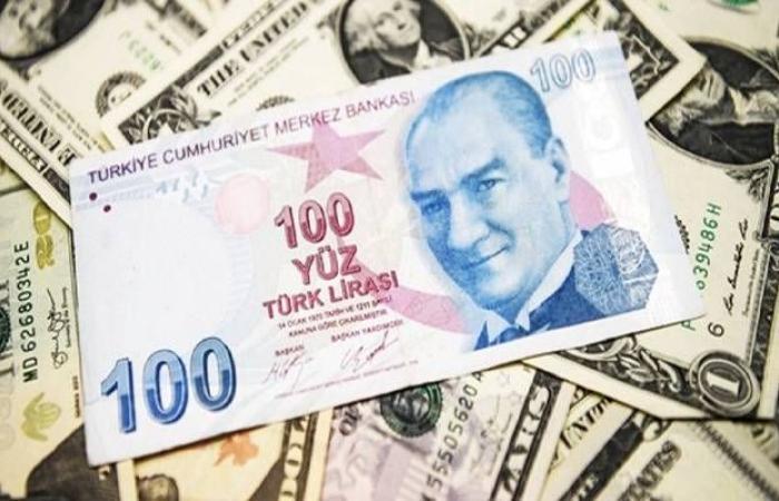 تراجع الليرة التركية لأدنى مستوى في 9 أشهر