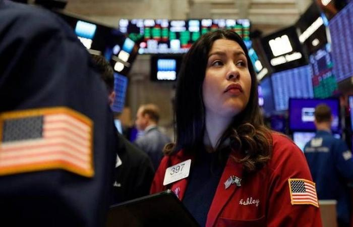 مؤشر الخوف للأسهم الأمريكية يصعد لأعلى مستوى منذ 2011