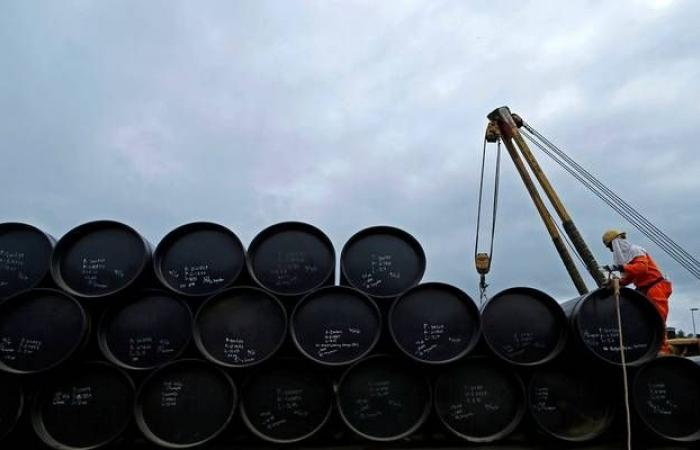 مخزونات النفط الأمريكية ترتفع للأسبوع السادس