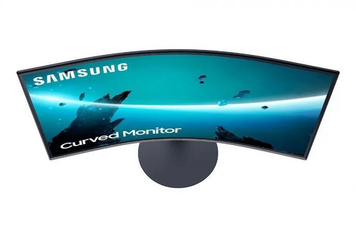 سامسونج تطلق 3 شاشات منحنية لبيئات العمل