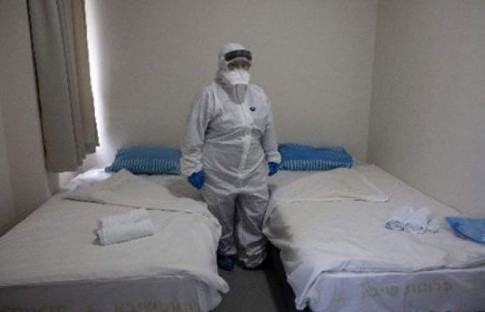 54 شخصاً بالحجر الصحي والوزارة توضح الحالة الصحية للمصاب بكورونا