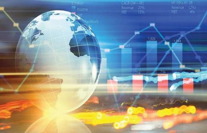 خسائر الأسهم ومكاسب الذهب محور الأسواق العالمية اليوم