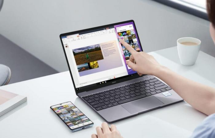 Huawei Matebook 13 يغير طريقة عملك بفضل الأداء المحسن