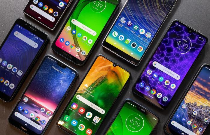 تراجع مبيعات الهواتف الذكية العالمية في الربع الأخير من 2019