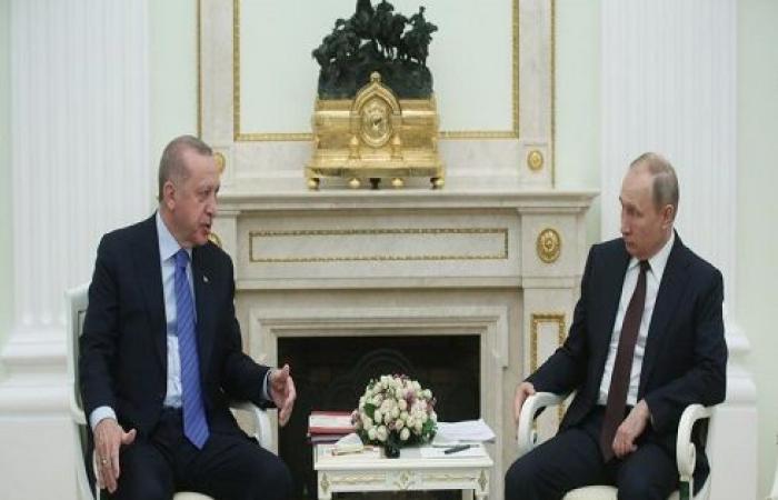 انطلاق قمة أردوغان وبوتين بشأن إدلب