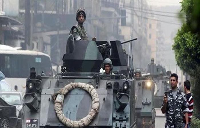 """لبنان.. مقتل عسكري وإصابة آخر في هجوم مسلح بـ""""البقاع"""""""