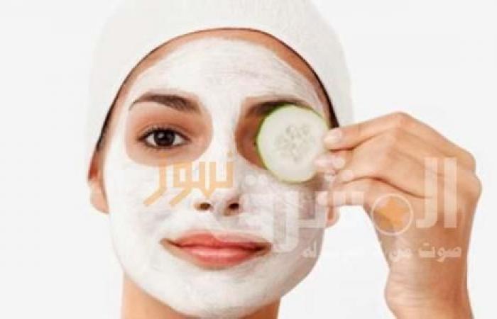 كريم الخيار والبرتقال لتبييض الوجه