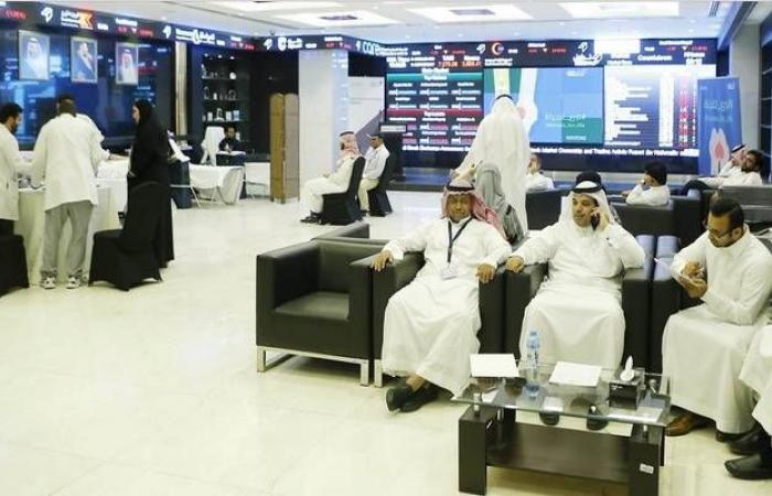 """""""تداول"""": الأجانب يتحولون للبيع خلال مارس..و4.9 مليار ريال صافي مشتريات للسعوديين"""