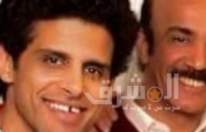 سليمان عيد يهنئ حمدي المرغني بعيد ميلاده