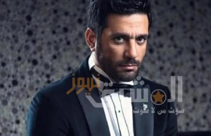 """محمد حماقي يروج ل""""شاهد عيان"""""""