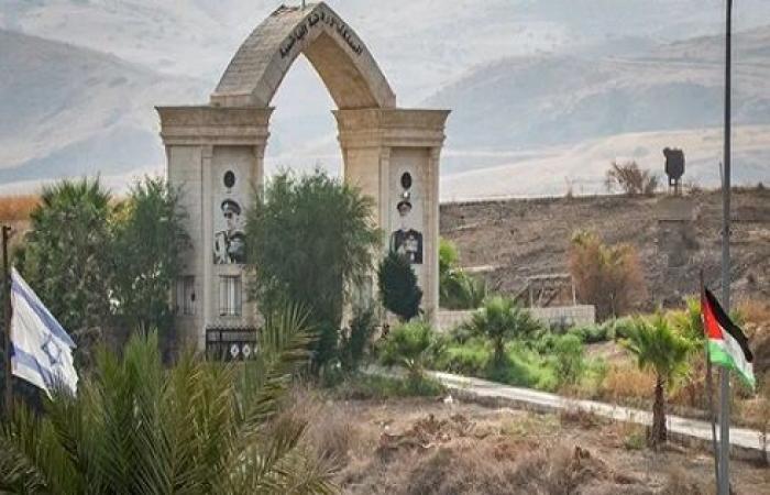 """أراضي """" الغمر"""" تعود الى السيادة الأردنية بعد انتهاء تمديد تأجيرها اليوم"""
