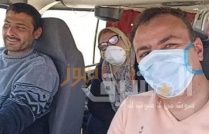 طبيبا النجيلة المتعافيان يغادران المستشفى