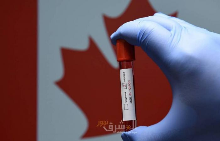 تسجيل 477 حالة جديدة بفيروس كورونا بكندا ليرتفع إجمالي الحالات ل65388