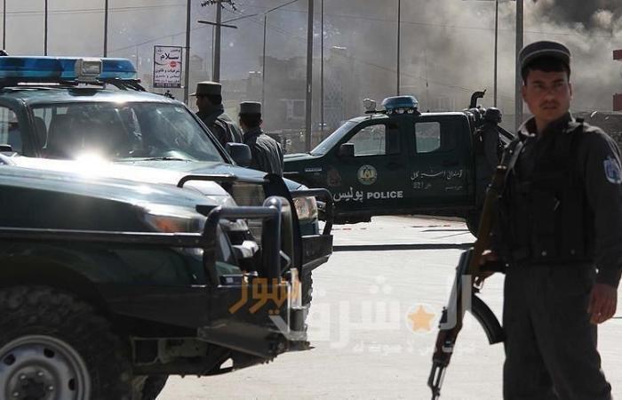 مقتل قائد شرطة إثر انفجار قنبلة على الطريق بخوست بأفغنستان