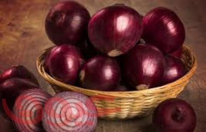 تعرف على..فوائد البصل الأحمر المذهلة
