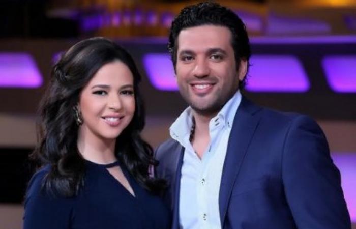 حقيقة طلاق أيمي سيمر غانم وحسن الرداد