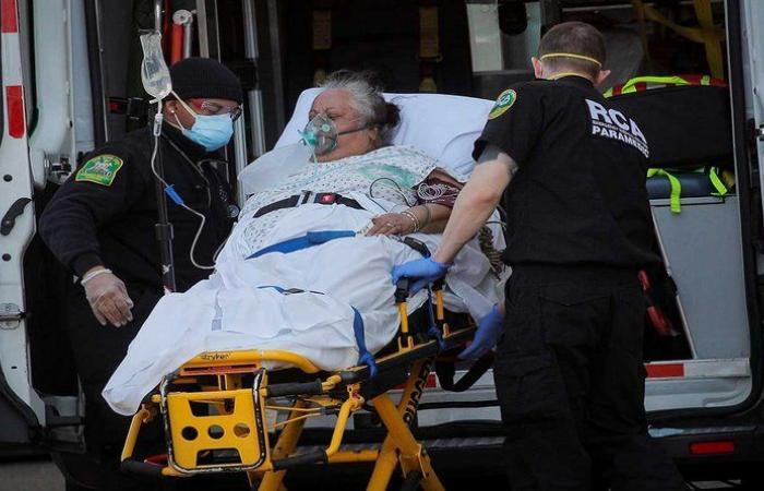 """""""رويترز"""": إصابات """"كورونا"""" زادت بأكثر من مثلَيْها في 10 ولايات أمريكية"""