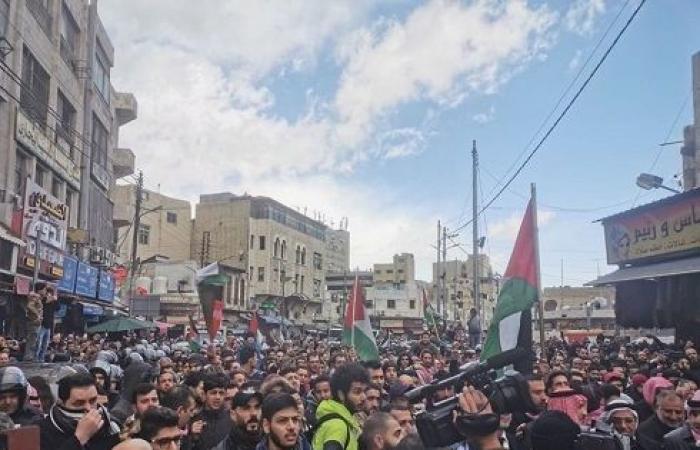 «كورونا» منعت انتفاضة أردنية ضد خطة نتنياهو