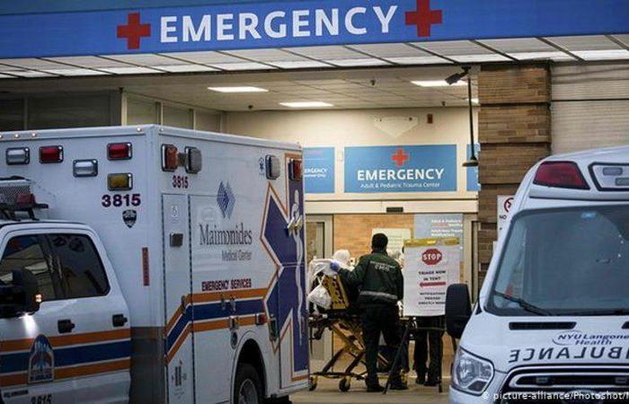 الولايات المتحدة: إصابات كورونا تقفز بنحو 50 ألفًا في أكبر زيادة يومية