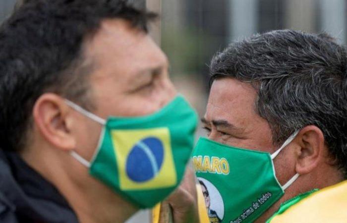 البرازيل: تسجيل 1038 وفاة جديدة بفيروس كورونا