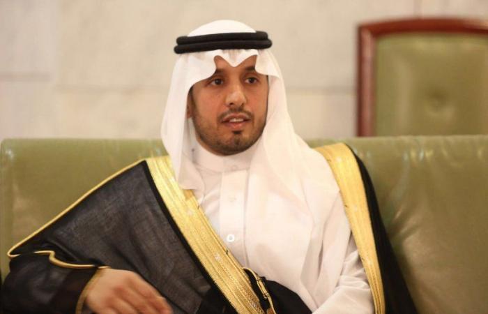 """""""ممدوح بن سعود"""" شاكراً للقيادة تعينه رئيساً للجامعة الإسلامية: التطور هدفنا"""
