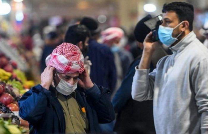 العراق: 2334 إصابة جديدة بكورونا