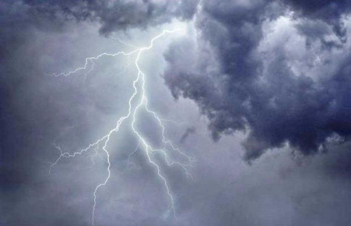 """""""الأرصاد"""" تنبّه لهطول أمطار رعدية على جازان"""