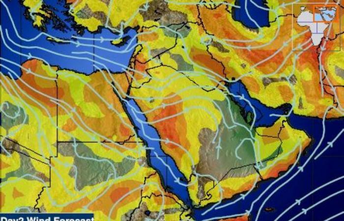 المسند: موقع بالسعودية ضمن الأعلى في درجات الحرارة عالمياً
