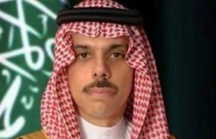 فيصل بن فرحان يتلقى اتصالاً هاتفيًّا من وزير الخارجية البريطاني