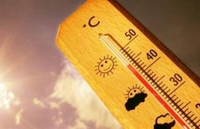 """""""الأرصاد"""": طقس شديد الحرارة على الشرقية والرياض وسحب رعدية ممطرة بالمرتفعات"""
