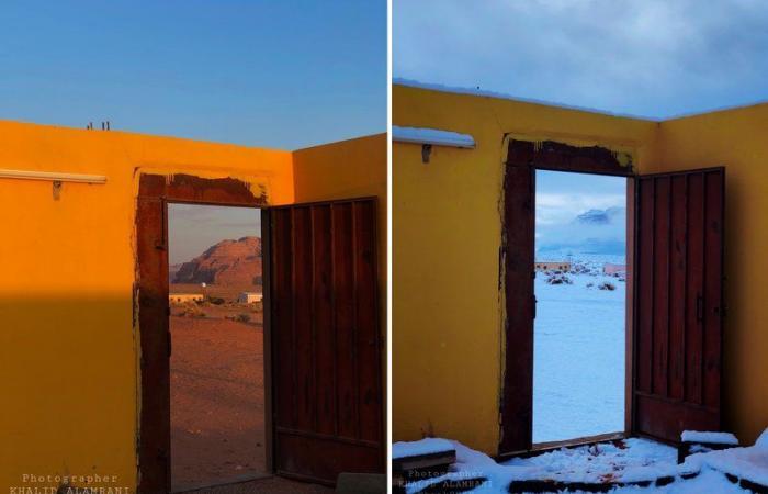 """""""سبق"""" تكشف تفاصيل صورة """"الشتاء والصيف"""" بعد تداولها على نطاق واسع"""