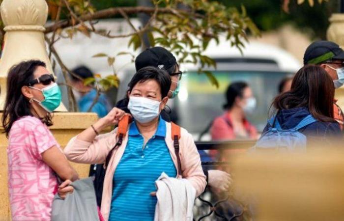 الفلبين: 1.387 إصابة جديدة ووفاة 12 بكورونا