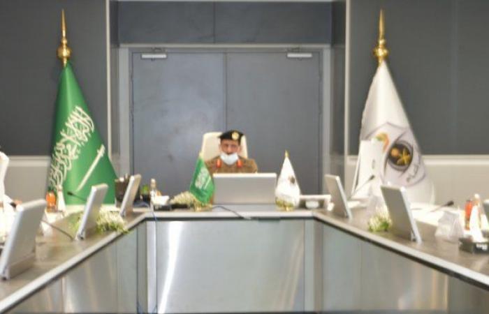 نائب مدير الأمن العام يرأس الاجتماع المشترك للجهات المشارِكة بالحج