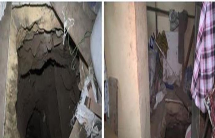 ينقبون عن الآثار داخل مدرسة.. ضبط فرد أمن وزوجته وطالب في القاهرة