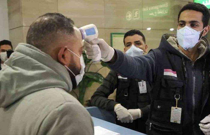 """مصر تسجل 913 إصابة جديدة بـ """"كورونا"""" و59 وفاة"""