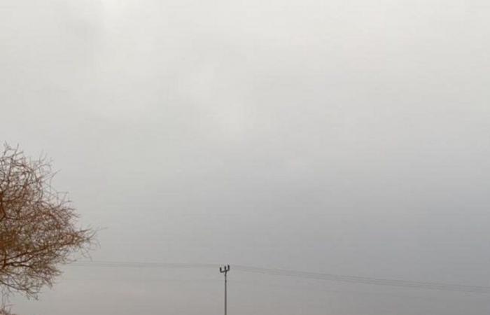 شاهد.. هطول أمطار غزيرة بالمدينة المنورة