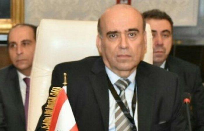 """لبنان.. """"شربل وهبة"""" وزيرًا للخارجية خلفًا لناصيف حتّي"""