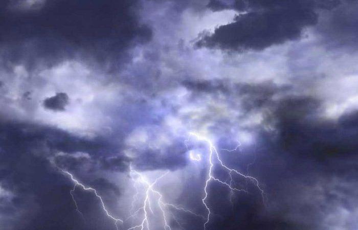 سحب رعدية ورياح نشطة على عددٍ من محافظات مكة المكرّمة