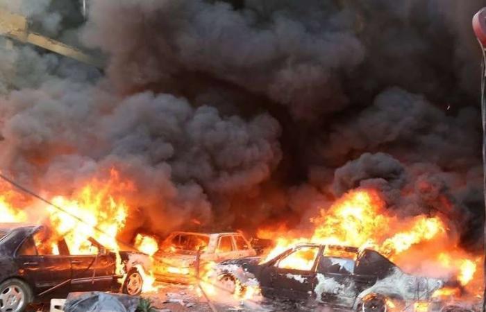 قنوات تلفزيونية لبنانية: إصابة المئات جراء انفجار في مرفأ العاصمة اللبنانية بيروت