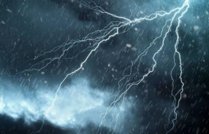 الطقس اليوم: هطول أمطار رعدية من متوسطة إلى غزيرة على نجران وجازان وعسير والباحة ومكة