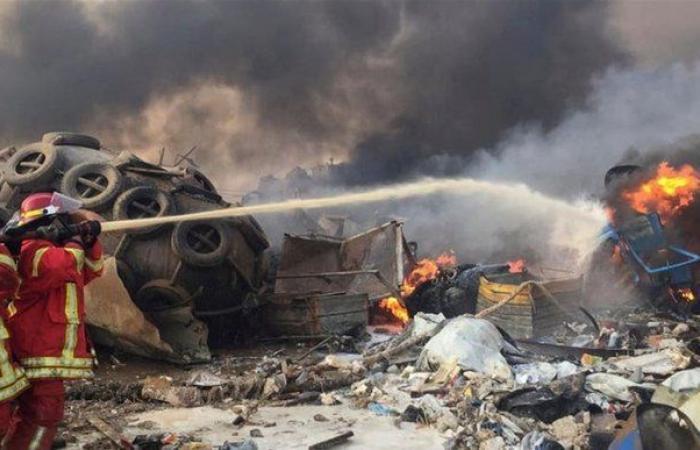 واشنطن تعرض على لبنان تقديم كل المساعدة الممكنة بعد انفجار بيروت