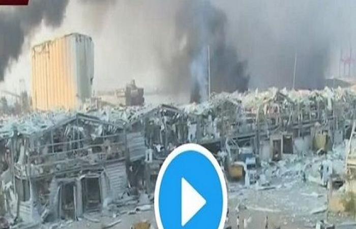 إصابة مواطنة أردنية بانفجار بيروت