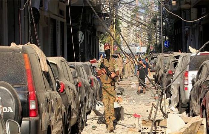 بالتزامن مع انفجار مرفأ بيروت... الجيش اللبناني يرصد 22 خرقا جويا لأجوائه من الطيران الإسرائيلي