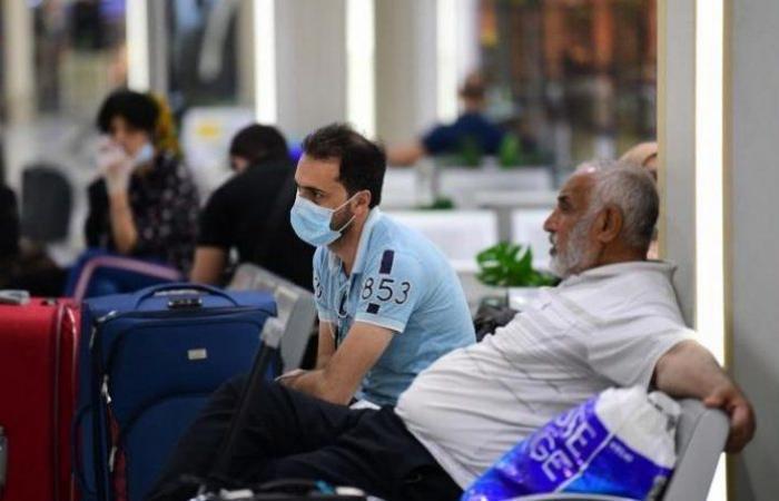 العراق: 2834 إصابة جديدة بفيروس كورونا